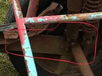 Fugly swing axle