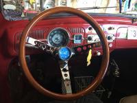 1963 RubyRed Patina Bug