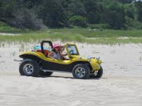 Buggy on South Nauset Beach
