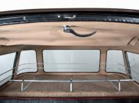 Barndoor deluxe luggage rails