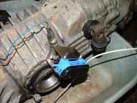 Diff lock wiring