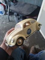 1962 European Ragtop Beetle