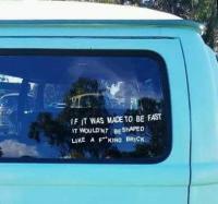 Van Sticker