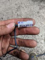 Locker vacuum and wiring