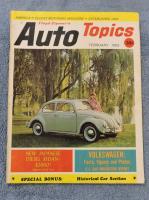 1965 Auto Topics magazine