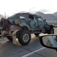 Off road bug??