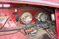 Lowlight Ghia dash wiring