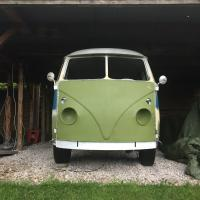 1967 13 window deluxe vw bus - Body work