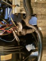 Wiring harness layout