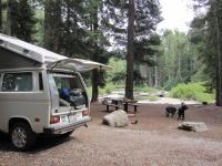 Chiwawa campsite