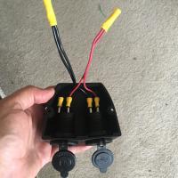 USB power pod