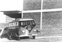 Samba 1951, Brazil.