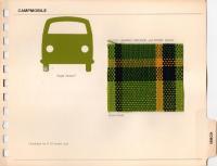 VW bus kombi convertible colors