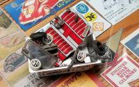 ICHIMURA VW 1500 NOTCHBACK USA ROUTE 66 SOUVENIR