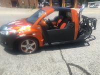 TDI beetle trike