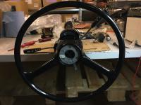 Tesla Steering