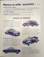 Competition motors brochure