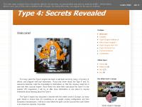 Type 4 Secrets Revealed Welcome Page