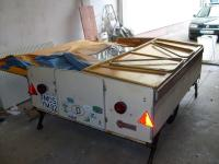 Piroschka Klepper Ten Trailer Camper
