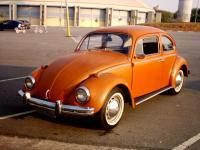My VW Beetle Standard 1974
