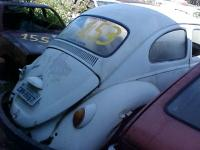 Rusty VW Fusca