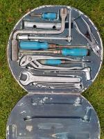 Hazet 1500 round tool kit