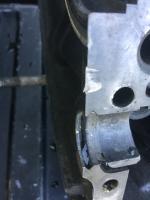 Case damage external