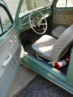 1962 original rag top beetle
