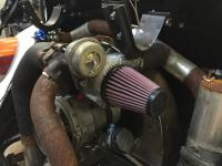 Little turbo project