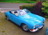 1970 KG Convertible - Pastel Blue