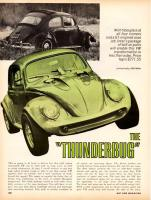 1967 the original Thunderbug