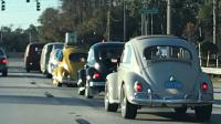 VW Challenge traffic jam