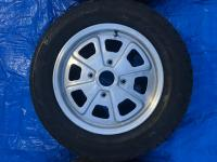 914 Fuch rims (4) with tires