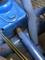 Sand rail shifter box