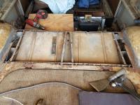 Squareback Cargo floor patches