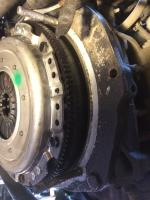 Syncro transaxle and Kennedy plate