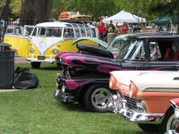 VWs join in Hot Rod Show
