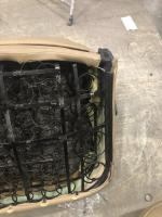 '67 Ghia Front Seat Underside