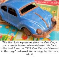 Rats to Riches - 1950s Oval Window VW