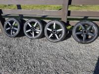 Audi S4 B8 alloys