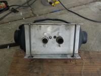 Espar D2 heater install