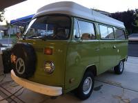 Our newest member all Original 1977 Riviera camper