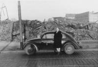 Vintage VW split window Beetle photos