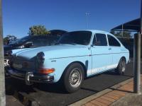 '72 Fastback | Powder Blue '18