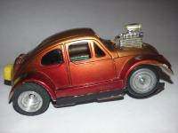 TYCOPRO Drag VW Slot Car Candy Paint