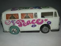TYCOPRO Love Bus Slot Car