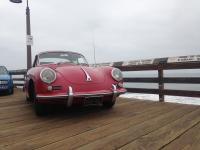 Porsche pier
