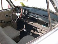 Interior Shot of our 67 Squareback
