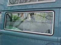 Slider windows in!