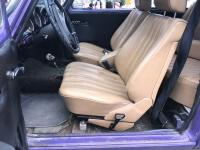 Volkswagen Fastback 1973 Automatic - Custom Seats